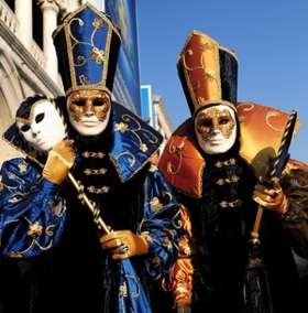 history of venetian masks