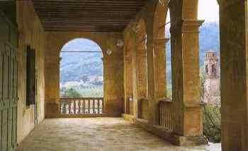 Italy. Veneto villas