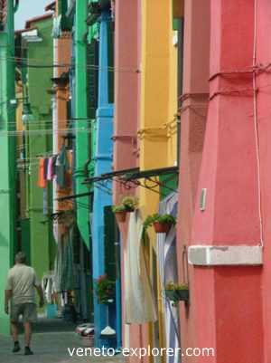 Venetian island, Burano
