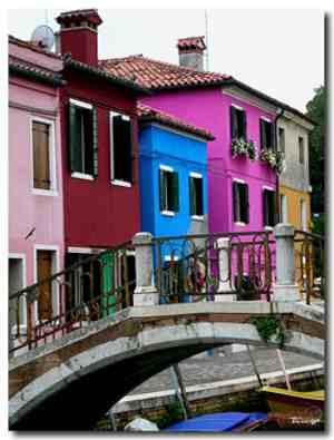 Islands of Venice Italy