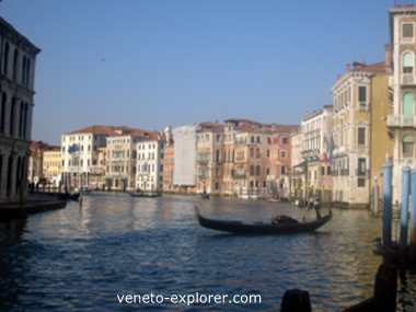 venice italy.grand canal