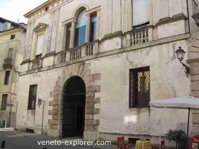 palladio architecture, vicenza italy