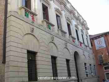 palladian architecture, vicenza italy