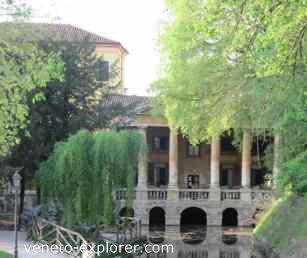 palladio architecture, loggia valmarana