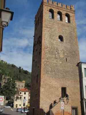 Veneto Italy. Monselice