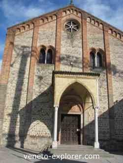 Monselice, veneto Italy