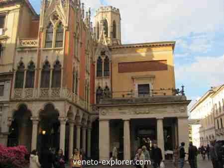 Padua Italy, Pedrocchi