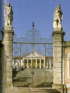 Italian Renaissance architecture. Villas of Veneto