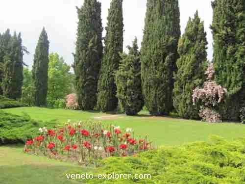 park Sigurtà, Veneto Italy