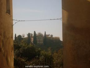 Renaissance villas. Asolo Italy