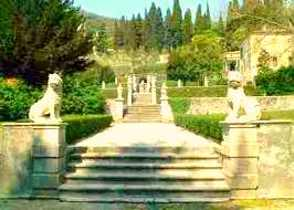 villas of Italy