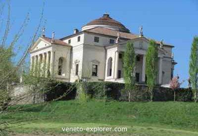 Palladio architecture, villa La Rotonda